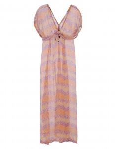 BEACH CANDY_orange dress