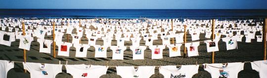 砂浜美術館Tシャツ展