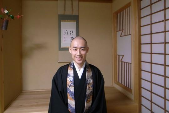 「お寺の未来」代表で「未来の住職塾」塾長をつとめる松本紹圭さん