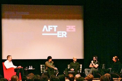2014年3月1日にドイツ文化センター(東京都港区)で開催された「AFTER 25」