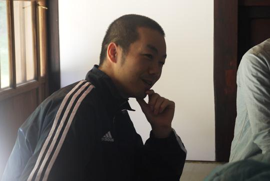 岩本悠さん