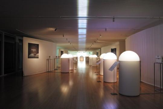 未来を変えるデザイン展 2013 会場