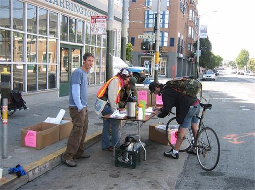 2007 SF Bike to Work Dayより